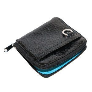 Lululemon Small Black Change Purse Wallet